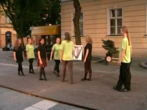 Slievemore - Nauka Tańca Irlandzkiego (2) EOS