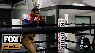 Take a look inside the camps of Garcia and Spence Jr. | PBC FIGHT CAMP | PBC ON FOX