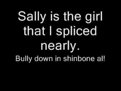 Paddy and the Rats-Bully in the Alley with lyrics