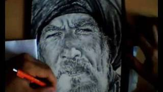 Hz. Hamza - Speed Drawing