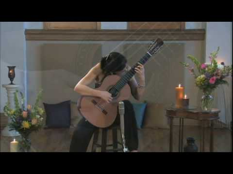 Ana Vidovic Guitar Artistry in Concert