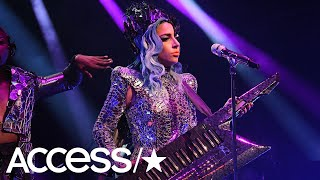 Watch Lady Gaga Choke Up Recalling Her NYC Childhood 'Writing Songs About Boys' | Access