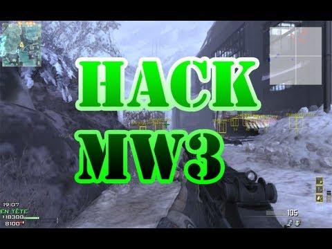 [MW3]-PC- Hack Aimbot/WallHack/LVLHack Gratuit - NO SURVEY - NO PASSWORD