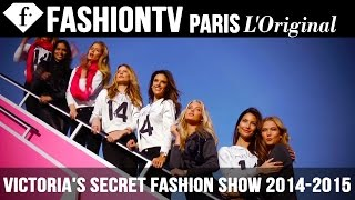 Victoria's Secret Fashion Show 2014-2015: Behind the Scenes on the Angels' Jet | FashionTV
