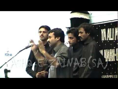 Mominan Te Allah Di - Zakir Qazi Wasim Abbas - Northampton England...
