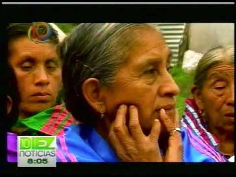 El Gobernador Manuel Velasco Coello visitó al municipio de Yajalón.