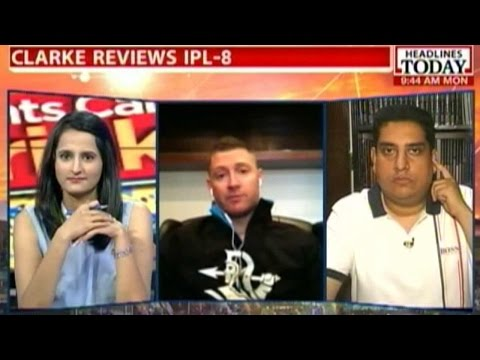 Exclusive: Michael Clarke On Kevin Pietersen, IPL