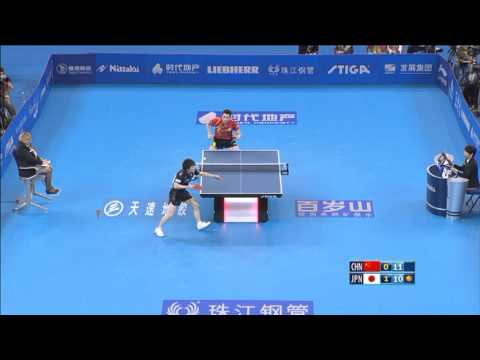 World Team Classic Highlights: Xu Xin-Kenta Matsudaira
