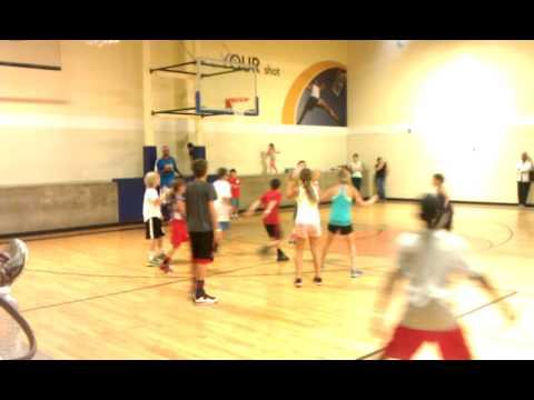 Harlem Globe Trotter Camp San Diego 12