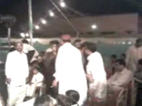 AHMED MUGHAL IN GULSHAN E HADEED JSQM PARTY FUNCTION
