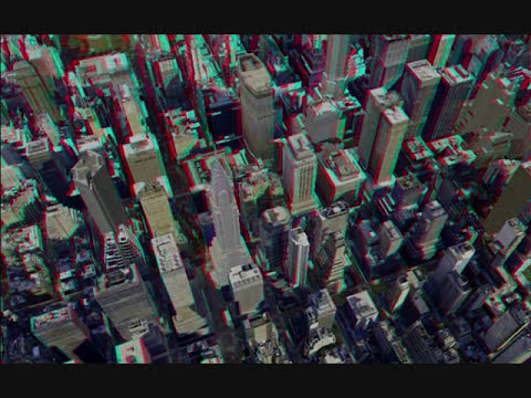 Awesome 3D Collection - Red Blue ( Cyan )
