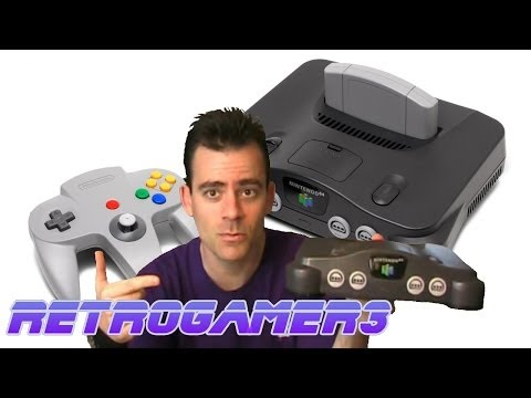 Nintendo 64 Review by RetroGamer3