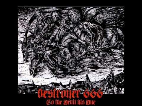 Destroyer 666 - Ghost Dance