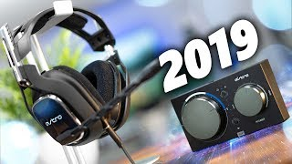 New 2019 Astro A40 TR + MixAmp Pro Review!