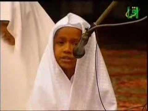 Little Boy Recites Quran video