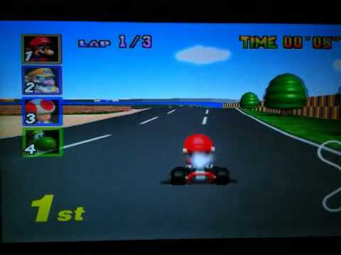 Jtag 360 N64 emulator using Xell reloaded