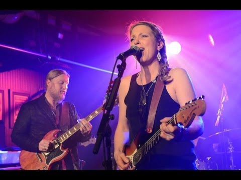Tedeschi Trucks Band Perform at Bowery Live