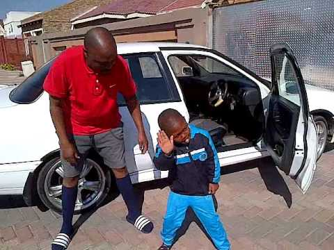 My nephew is the best dancer in south africa