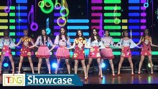 MOMOLAND(모모랜드) 'Wonderful love'(EDM Ver.) Showcase Stage (쇼케이스, 어마어마해, Freeze, 꼼짝마)