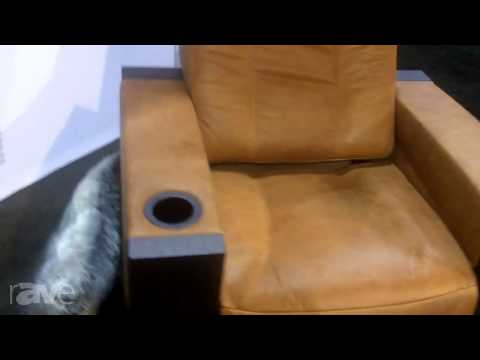 CEDIA 2013: Cineak Presents the Escana Chair