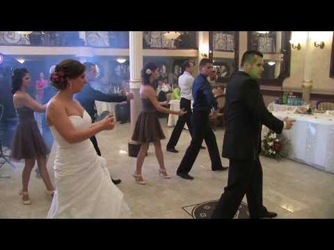 Wedding Thriller dance 2011