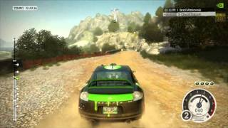 Dirt 2 on EVGA GTX 460 Directx 11 Croatia 1920x1080 Max Settings