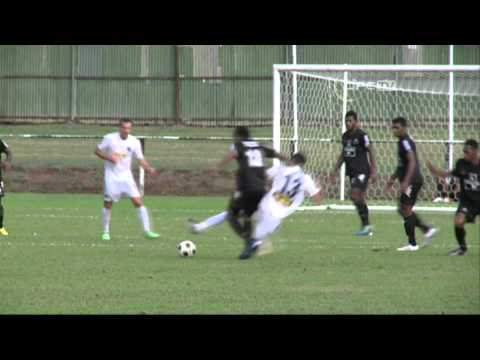2013 OFC Champions League Semi Final 2nd Leg Ba FC vs Auckland City FC Highlights
