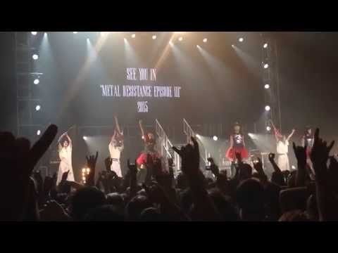 Babymetal brixton academy (includes new song)