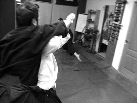 Ogawa Ryu Jujutsu Students November Training Image 1