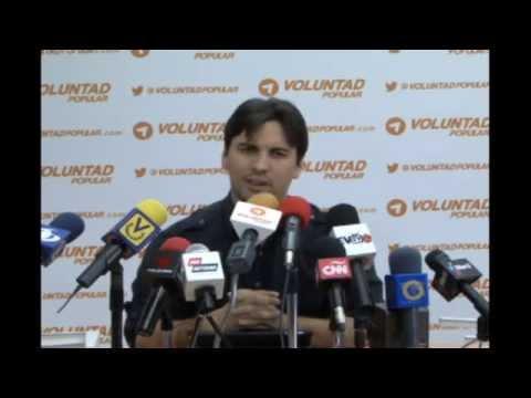 Freddy Guevara: Leopoldo López es un SECUESTRADO de Nicolás Maduro