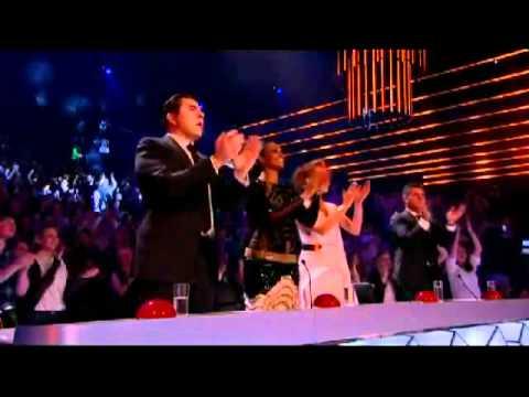 Jonathan and Charlotte - Britains Got talent 2012 2ª Semi Final Legendado PT-BR