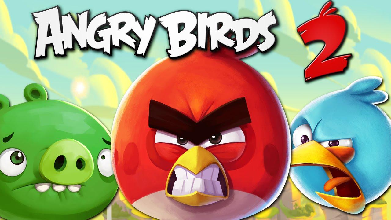 لعبه Angry Birds 2 v2.8.2 مهكره جاهزه (تحديث)