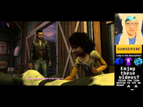 CHIIB RAGES: THE WALKING DEAD: E2: P5