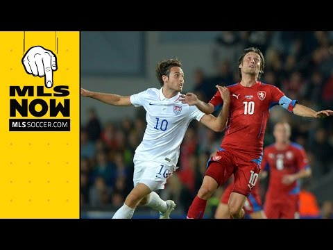 Youth shines in USMNT's win over the Czech Republic in Prague | MLS Now