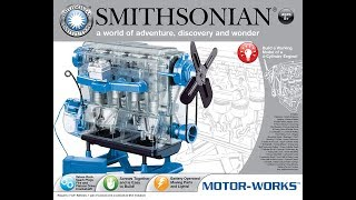 How to Build a Smithsonian Engine