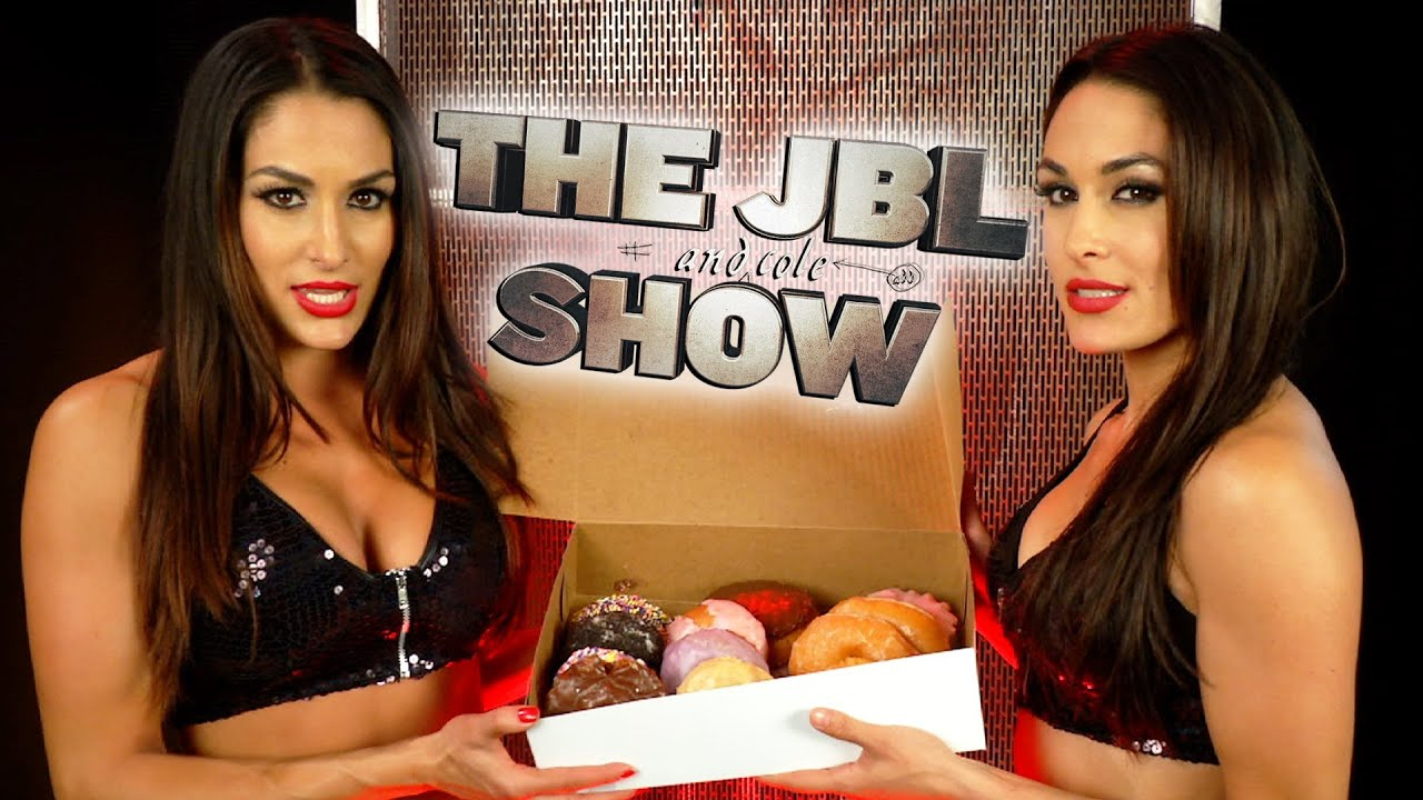 Wwe Jbl Show The Jbl Cole Show The
