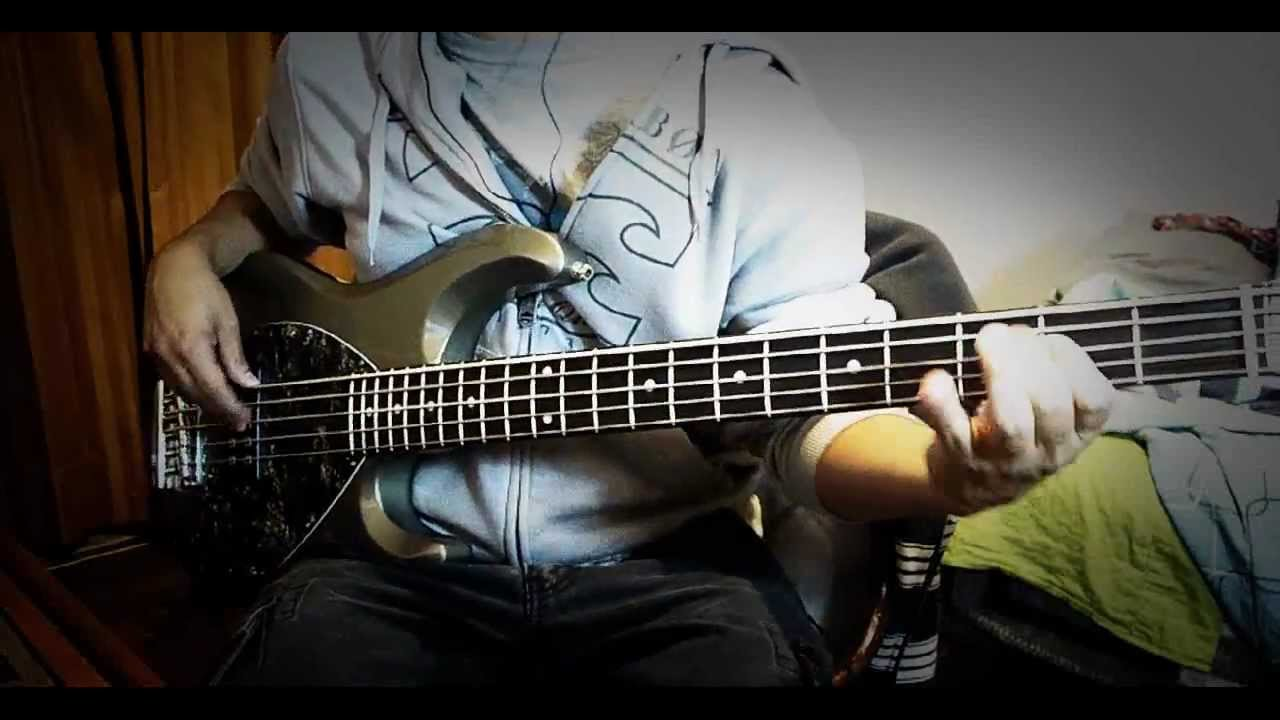 how to play bombtrack on bass