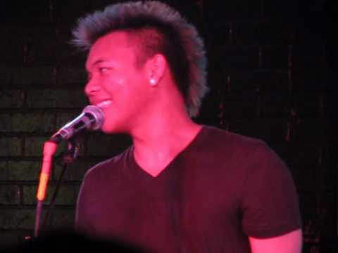 AJ Rafael - Disney Medley ENCORE - Chain Reaction (May 1, 2010) Music Videos