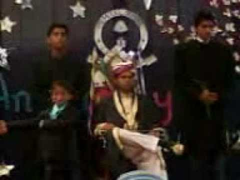 Dance On Luck 28 Kurri Da At Pn Model School Annual Function 2011. video