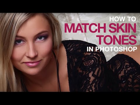 How to Match Skin Tones in Photoshop