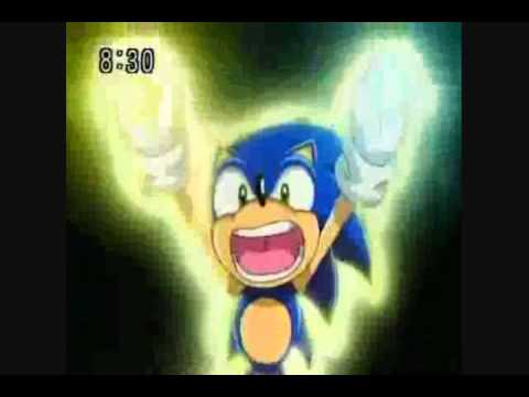 All Sonic Cartoon Theme Songs video