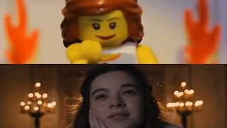 Romeo and Juliet -- Lego Stop-motion animation (Comparison)