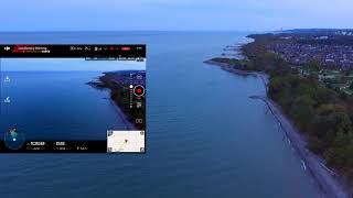 DJI Phantom 3 SE Panic Lost Contact for 4 minutes