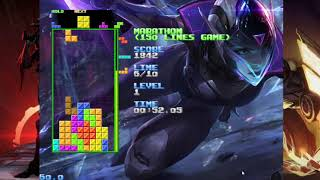 League of Tetris: PROJECT Mode First Look