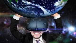VISIT YOUR OWN HOUSE IN VR   Google Earth VR (HTC Vive Virtual Reality)