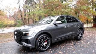 2019 Audi Q8 First Look Mini-Review