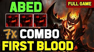 "OMG! HE DIDN""T EXPECT THAT - Lvl 1 Shadowraze 7x Combo Kill - 22 minutes gg"