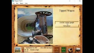 Let's Play The Oregon Trail 2 Pt.16: A Race Against Mother Nature