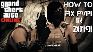 (GTA ONLINE) HOW TO FIX PvP IN THE TRYHARD COMMUNITY! | Ft: MOTMUS, Syncable, Arsen Y, & ILLX FAMILY