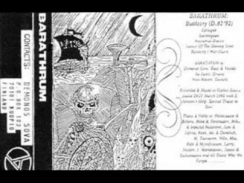 Barathrum - Sacrilegium